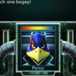 Falco Scratch One Bogey Star Fox 64 3D Screenshot