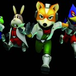 Star Fox 64 3D Artwork for Star Fox Team (Slippy, Peppy, Falco, Fox)