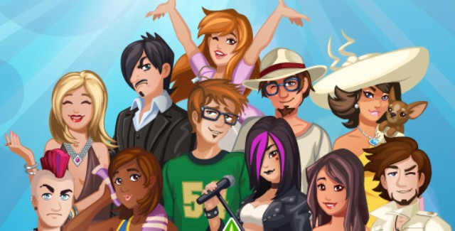 The Sims Social Cheats Codes Art For Facebook Game