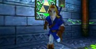 Zelda: Ocarina of Time 3D Water Temple Walkthrough Screenshot