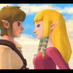 The Legend of Zelda: Skyward Sword Romance Screenshot