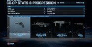 Battlefield 3 Stats and Progression MP412 REX Screenshot