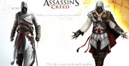 Ezio and Altair from Assassin's Creed. Are they related?