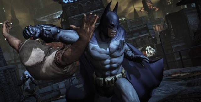 Batman: Arkham City Achievement Screenshot