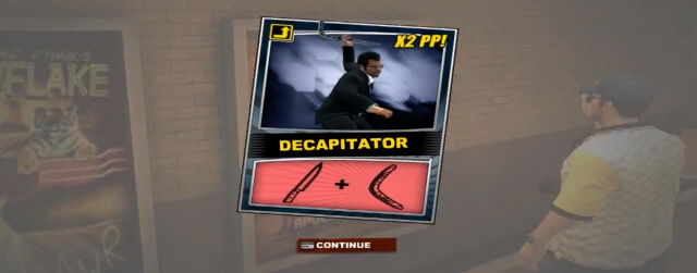 Dead Rising 2: Off the Record Combo Cards and Weapons Guide Screenshot