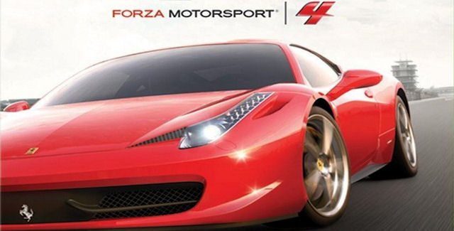 Forza 4 Walkthrough Art