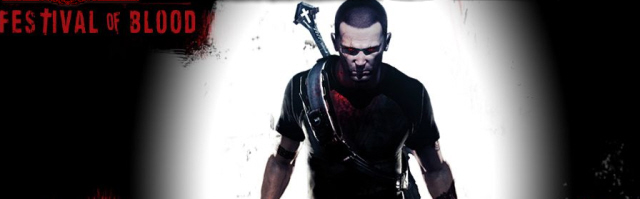 InFamous 2: Festival of Blood Walkthrough Art