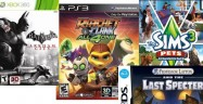 New Video Game Releases of Week 42 in 2011