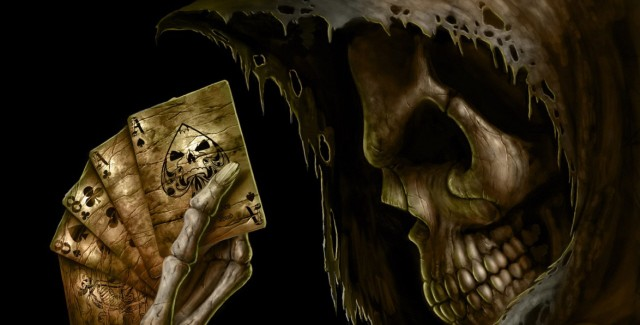 Rage Playing Cards Collectibles Art Work