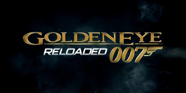 GoldenEye 007: Reloaded Review Logo