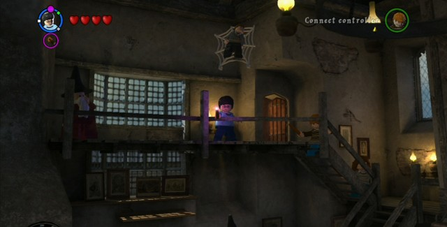 LEGO Harry Potter 5-7 Student in Peril 1 Location Screenshot