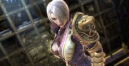 Soul Calibur V Ivy Screenshot