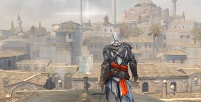 Assassin's Creed Revelations Memoir Pages screenshot
