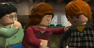 Harry, Ron and Hermione in Lego Harry Potter: Years 5-7