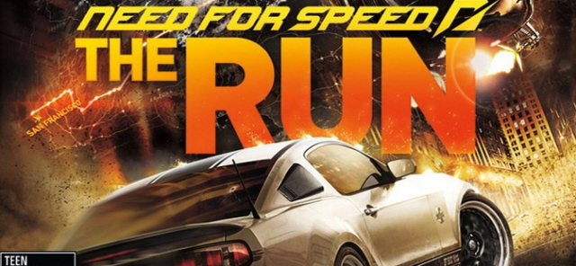 Need for Speed: The Run Walkthrough Box Art