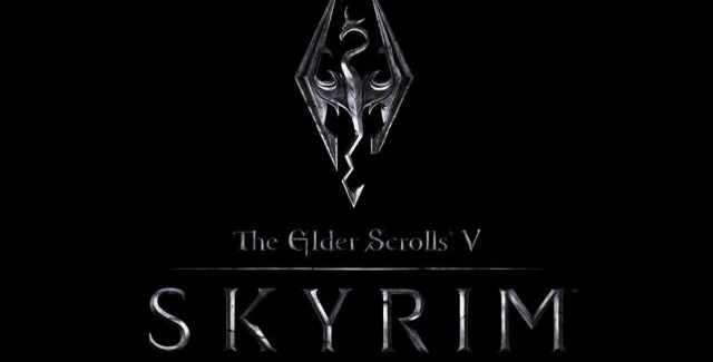 Skyrim Review Logo