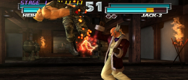 Tekken Tag Tournament HD Unlockable Characters Screenshot (Jack-2)