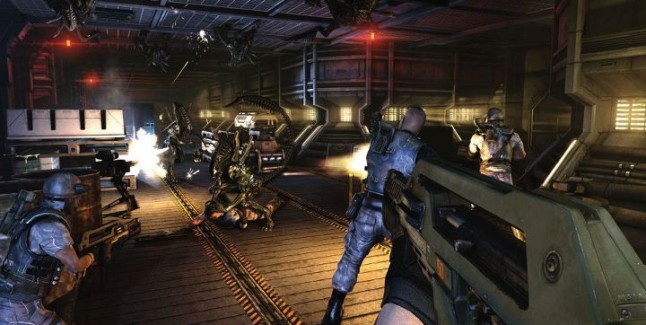 Aliens Colonial Marines Screenshot -4