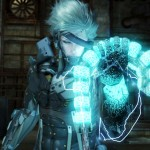 Metal Gear Solid Revengeance Raiden Screenshot