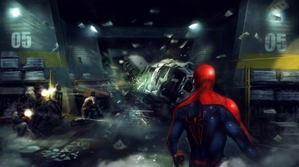 The Amazing Spider-Man The Game Screenshot -5