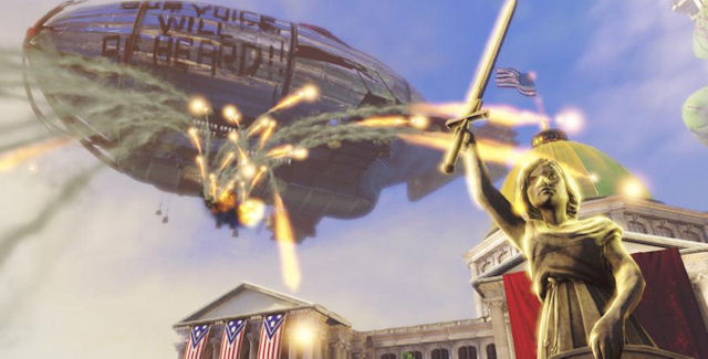 BioShock Infinite in-game screenshot
