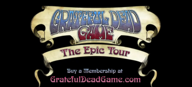 Grateful Dead: The Game - The Epic Tour Logo