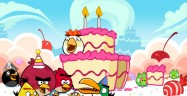 Angry Birds 2nd Birthday Bash Artwork