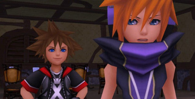 Kingdom Hearts 3D Characters List Screenshot