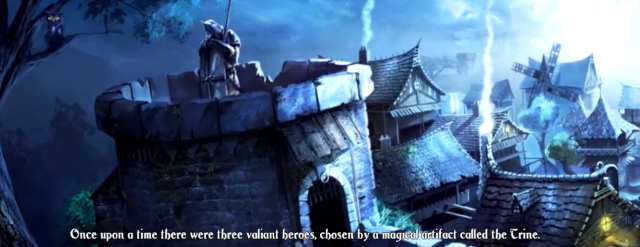 Trine 2 Walkthrough Screenshot