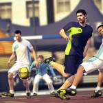 FIFA Street Screenshot -1