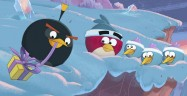Angry Birds peace cartoon