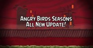 Angry Birds Seasons: Chinese New Year screenshot