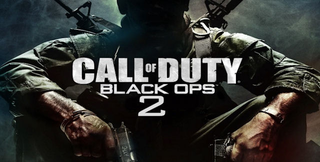 Call of Duty: Black Ops 2 mockup