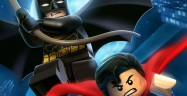 Superman and Batman in Lego Batman 2: DC Super Heroes