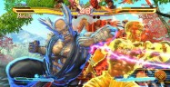 M. Bison & Xiaoyu in Street Fighter x Tekken screenshot