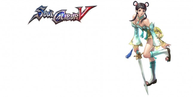 Soul Calibur 5 Lexia Wallpaper