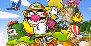 Super Mario Land 3 Wario Land 1 Box Artwork