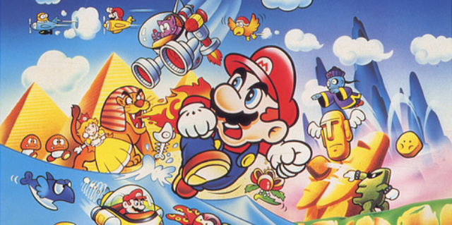 Super Mario Land Walkthrough GameBoy boxart