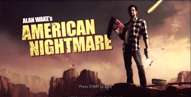 Alan Wake's American Nightmare Walkthrough Cover