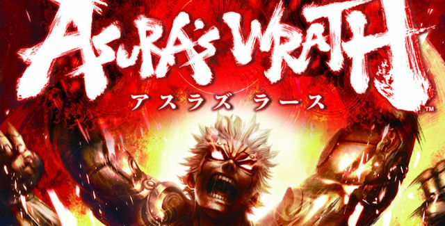 Asura's Wrath Walkthrough Cover