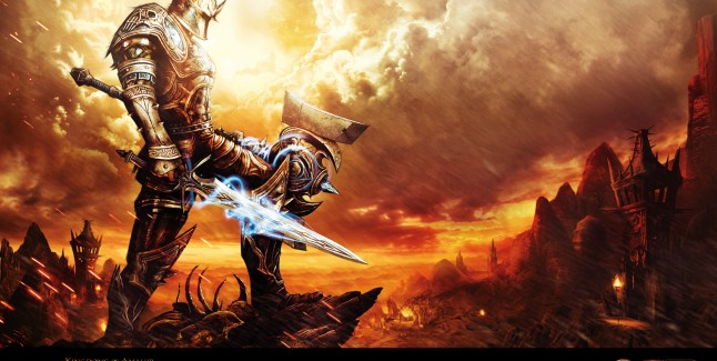 Kingdoms Of Amalur Reckoning Wallpaper