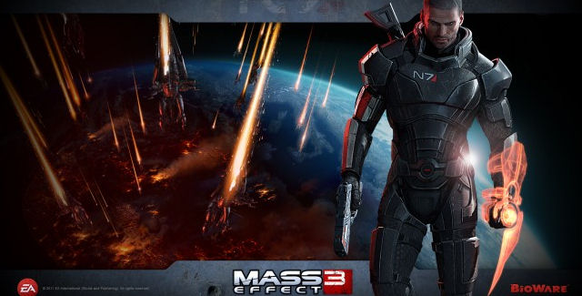 Mass Effect 3 Walkthrough Coverart