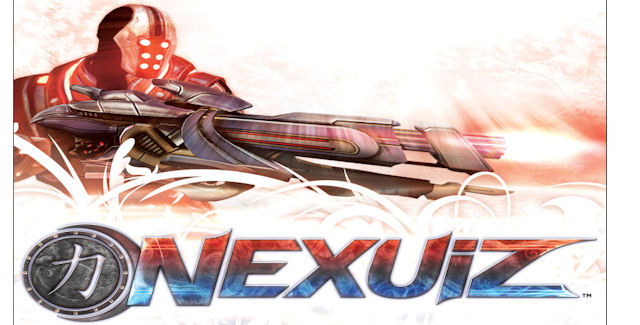 Nexuiz Shooter Logo