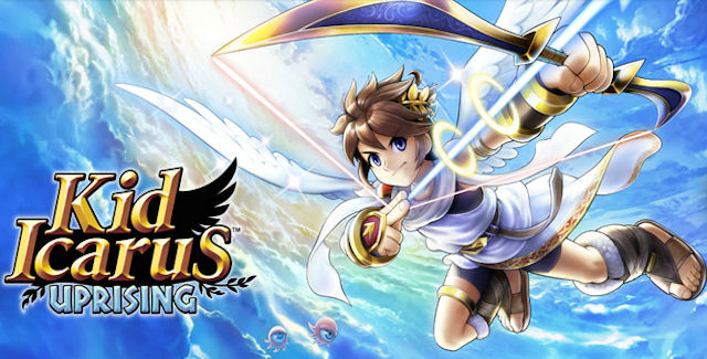 Kid Icarus Uprising Walkthrough Cover