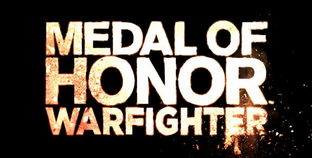 Medal of Honor Warfighter Logo
