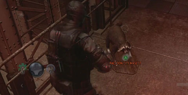 Resident Evil Operation Raccoon City Raccoon Location Screenshot