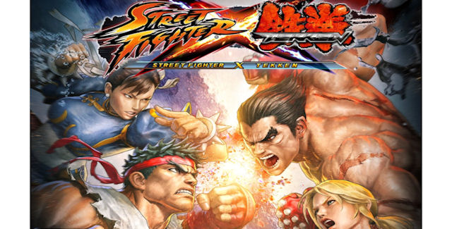 Street Fighter X Tekken Walkthrough Cover