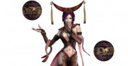 Warriors Orochi 3 Characters Artwork