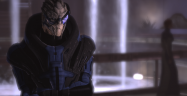 Garrus Vakarian Screenshot Mass Effect 1