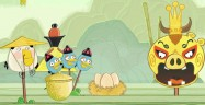 Angry Birds Cartoon Image